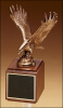 Fully Modeled Antique Bronze Eagle Casting Eagle Awards