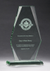 Premium Series Jade Glass Award Employee Awards