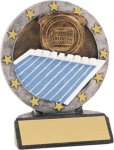 All-Star Resin Trophy -Swimming Allstar Resin Trophies