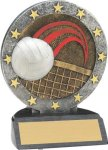All-Star Resin Trophy -Volleyball Allstar Resin Trophies