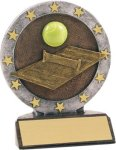 All-Star Resin Trophy -Tennis Allstar Resin Trophies