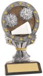 All-Star Resin Trophy -Cheerleading Cheerleading Trophy Awards