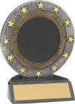 All-Star Resin Trophy -Blank Cheerleading Trophy Awards