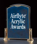Marble Design Series Acrylic Award Golf Awards