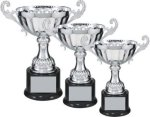 Silver Metal Loving Cup Silver Cup Trophies