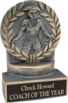 Wrestling - Wreath Resin Trophy Wreath Resin Trophies